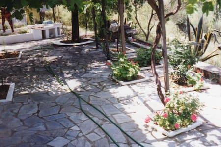 Greek island apartment with seaview - Evia - Appartement