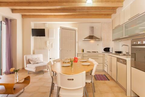 Villa de luxe avec piscine -2 chambres