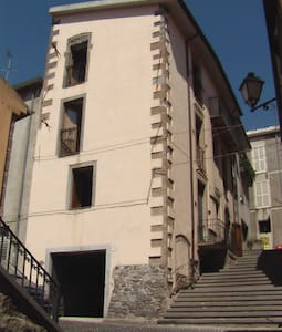 casa in pietra nel centro storico - Santu Lussurgiu - Apartment
