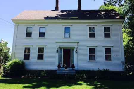 Historic Vermont town. - Weathersfield - Ház