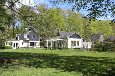 Gastvrije Gorsselse Villa (kmr 1) - Bed & Breakfast