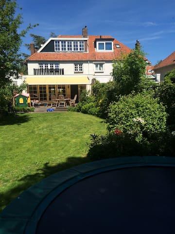 Family house next to beach & town - Wassenaar - House