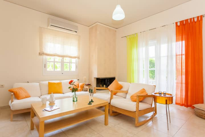 Luxury Villa with Pool -3bedrooms