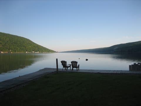 Beautiful Skaneateles Lake Summer Home - South End