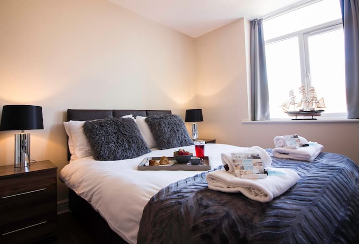 Diamond - Springfield House St George Apartment 2 - Doncaster - Lägenhet