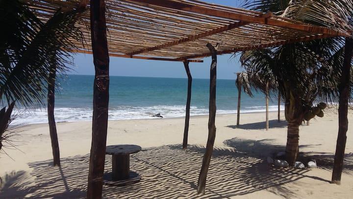Yachi's Home, Casa de playa en Canoas de Punta Sal