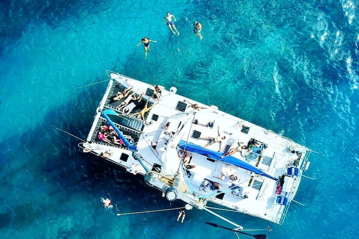 50ft Spacious Catamaran