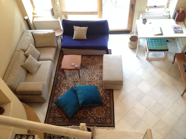 80m² Luxury apartment in the heart of Kifissia.