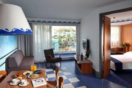 Private suite in CLUB HOTEL EILAT - Eilat