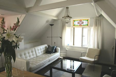 Bright attic in Den Bosch