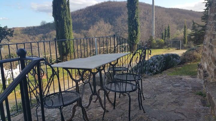 "Frantoio Apt. at ""La Vecchia Greve"""