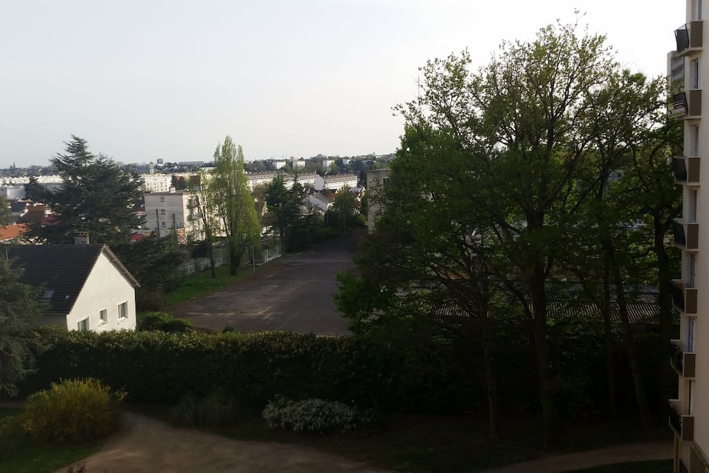 Appartement 70 m appartements louer saint herblain for Location garage saint herblain