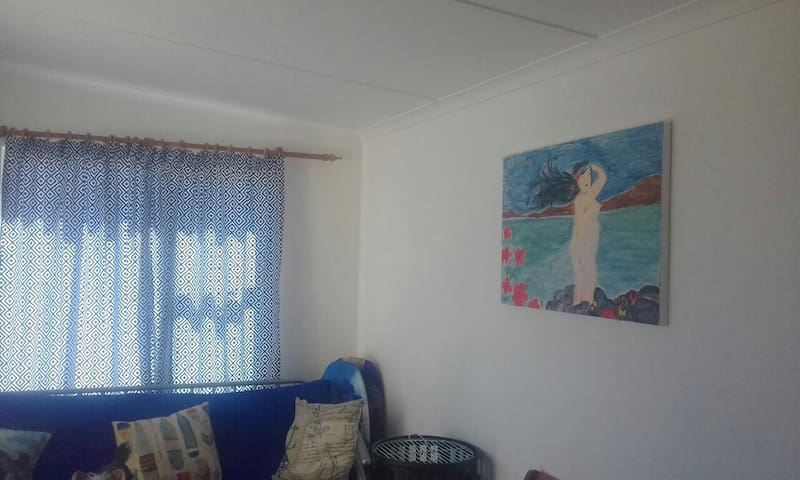Small vacation house in Lamberts Bay