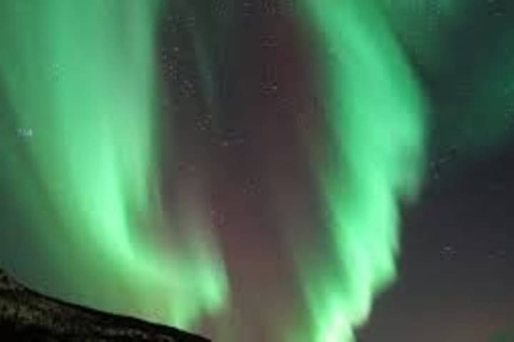 Ideal for Northern lights