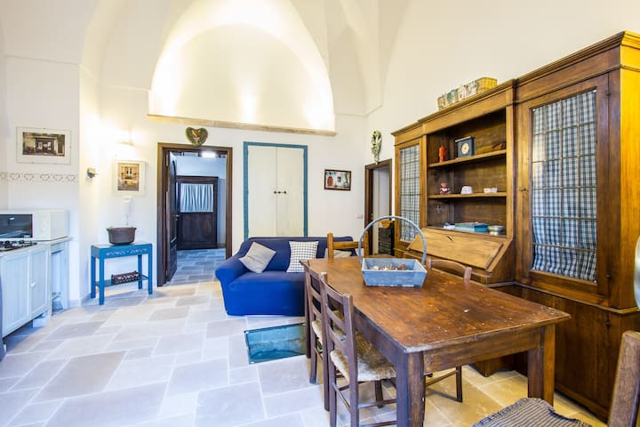 Cozy apartment in typical farmhouse - Lecce - Apartment