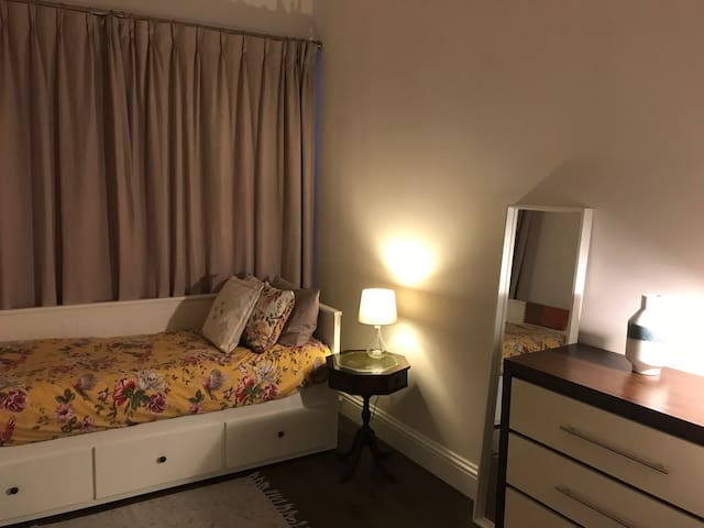 Lovely room in renovated central Lewes flat!