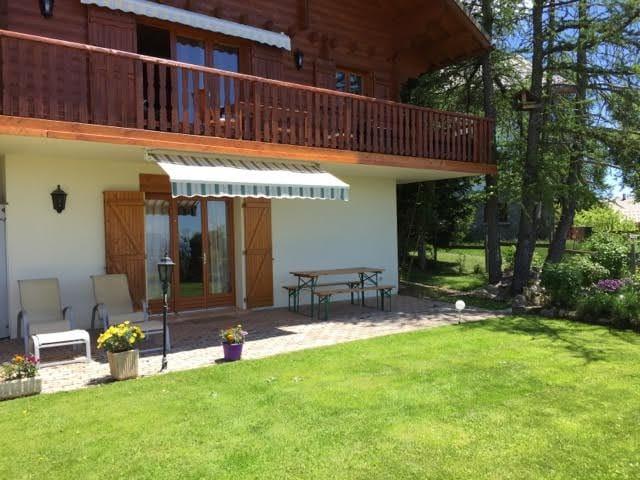 Nouveau, Studio dans chalet bois à Valberg - Guillaumes - Квартира