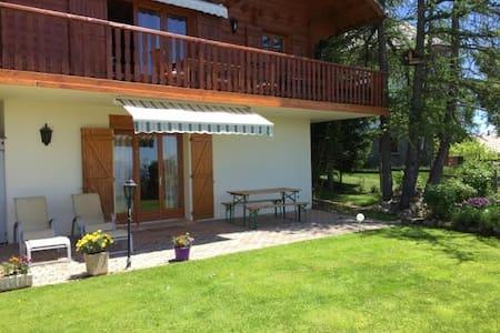 Nouveau, Studio dans chalet bois à Valberg - Guillaumes