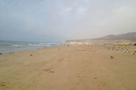 Appartement sur la plage - Imi Ouaddar - Apartment