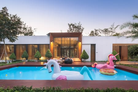 VSAFEHOUSE PAKCHONG Private PoolVilla&OutdoorGrill