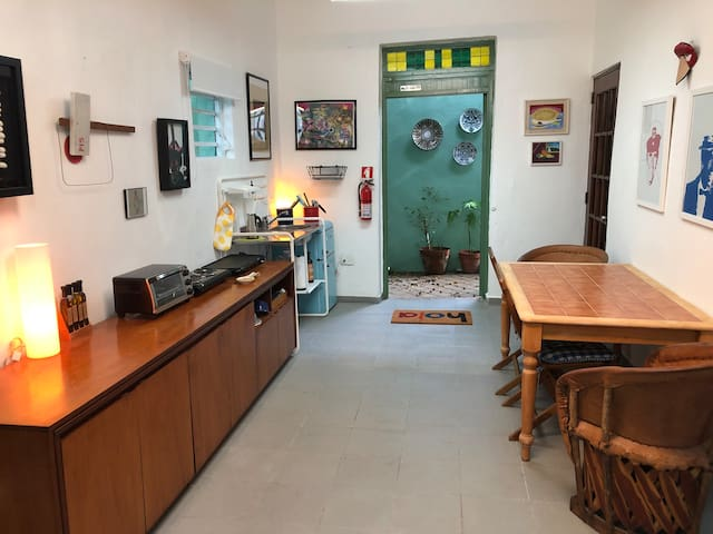 Apartment in City Center, #2703 Jobos St., Ponce.