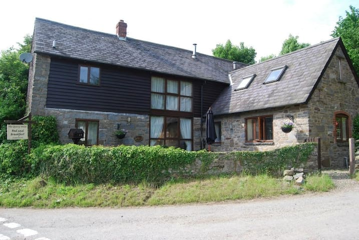 The Quarry House Bed & Breakfast - Newcastle on Clun - Pousada