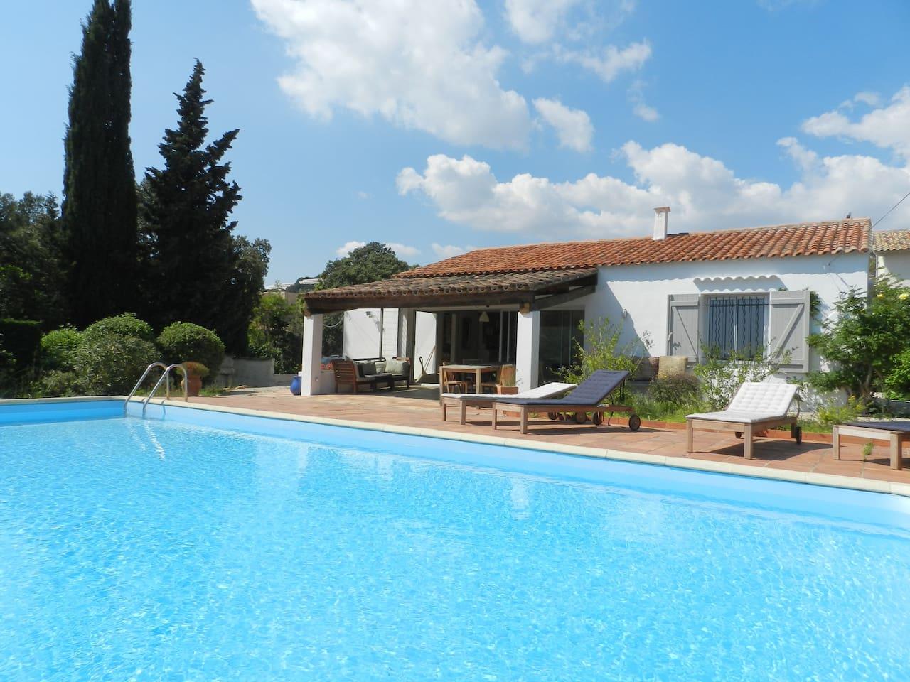 Villa in Bandol - Villas for Rent in Bandol, Provence-Alpes-Côte d ...