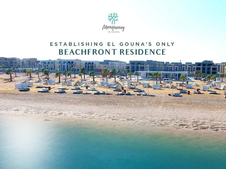 Beachfront Mangroovy Residence, El Gouna