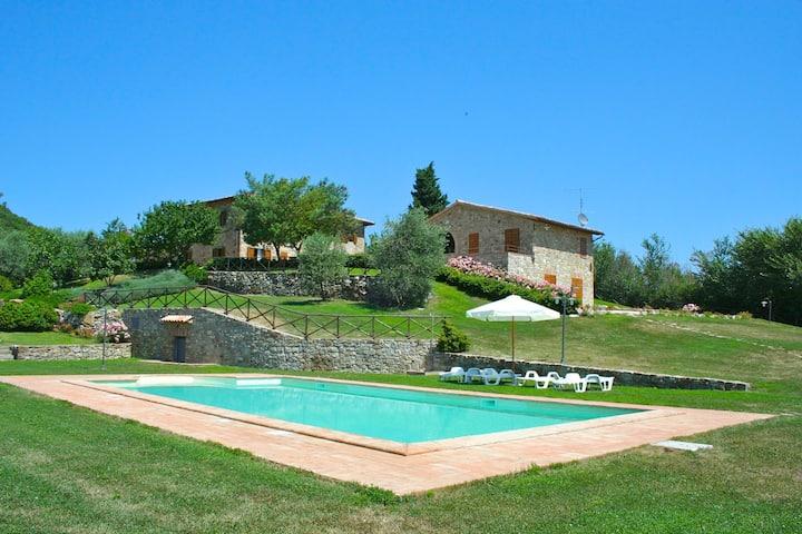 Villa in Umbria con piscina