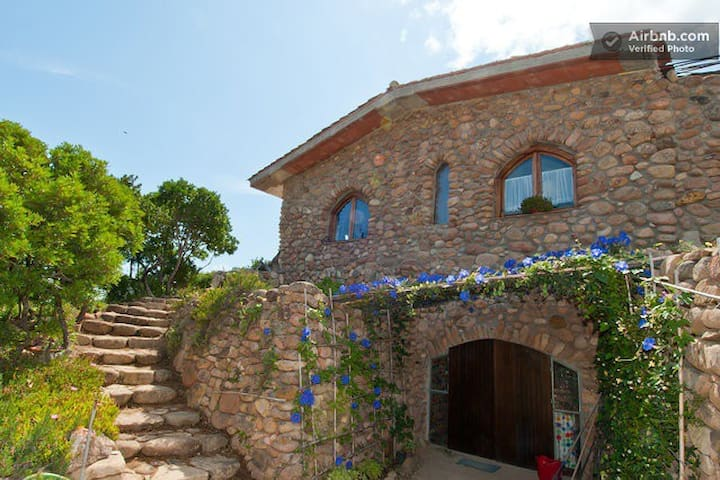 Natura e pietre - San Vito - Appartement