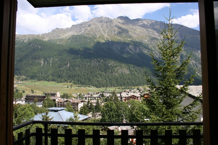 La Thuile - flat with a great view! - La Thuile - Apartment