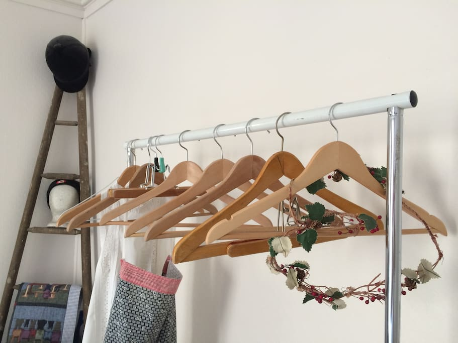 your corner to hang your clothes