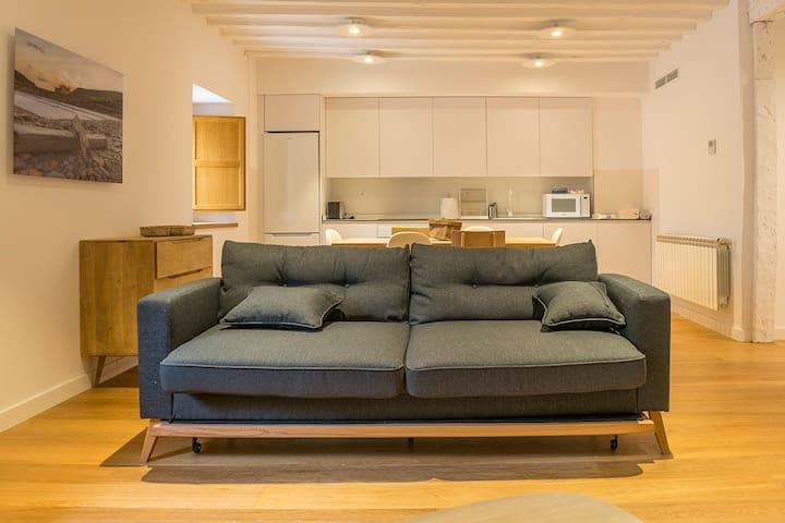 Apartamento de diseño en Siguenza. Elmolinodelasal