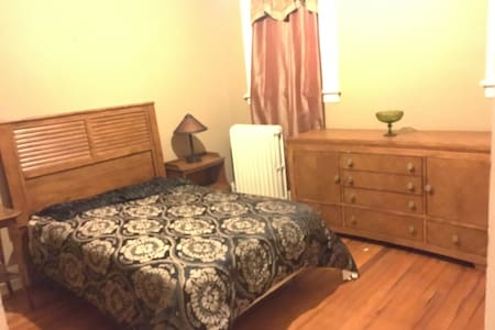 Large and bright room - Plainfield - Byt