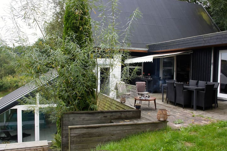 Calm and quiet - all you need - Ebeltoft - Casa