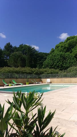 Family suite for 4 in Provence - Malaucène - Bed & Breakfast