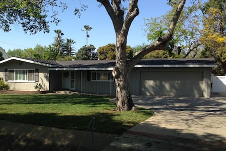 Charming Home in Park Like Setting - Merced - Dom