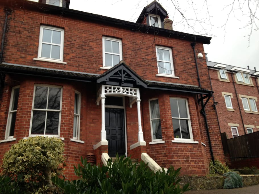 A beautiful Victorian House in Whitby