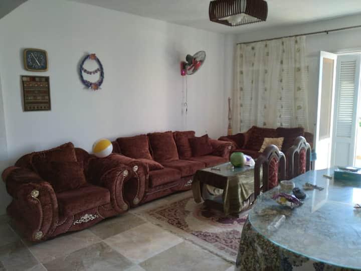 villa for rent in Badr village