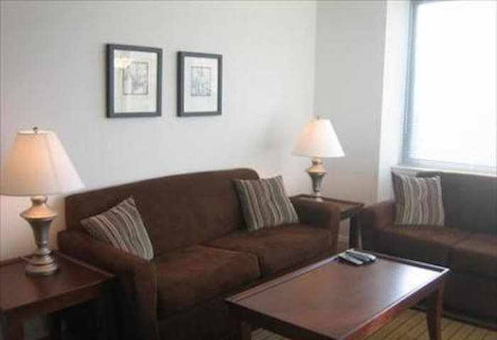 [1742-1]1BR at The Wescott, CT. - Stamford - Apartament