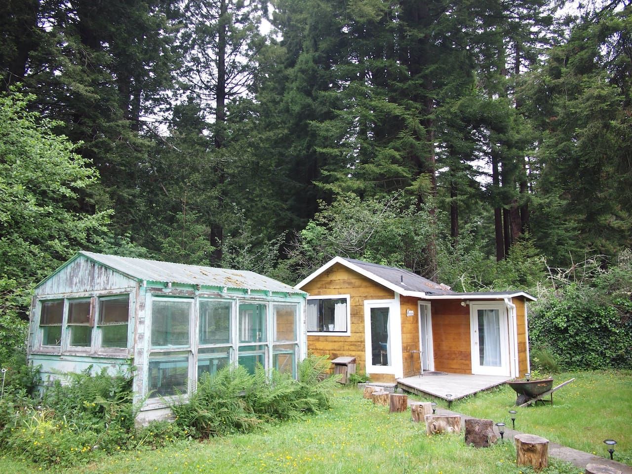 Greenhouse and Mini House