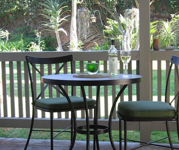 Quiet, Comfy, Private Get-Away - Santa Barbara - Huis