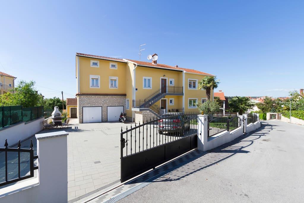 Apartments Euphemia 3 Rovinj Apartments For Rent In Rovinj Istria County Croatia