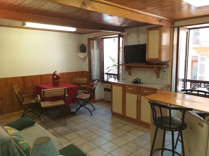 Appartement Jausiers (centre) Vallée de l'Ubaye