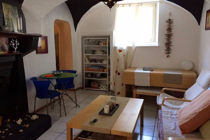 Typical Ticinese apartment in Old Town - Losone - Departamento