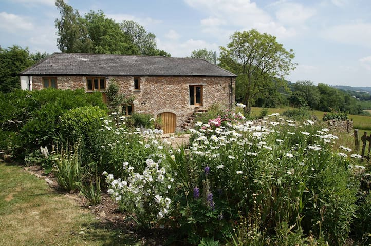 Luggs Barn -A Holiday with History! - Devon - Ev