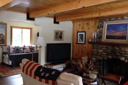 Sleeps 7, 2BR home, steps to Lake! - Tahoe City - House
