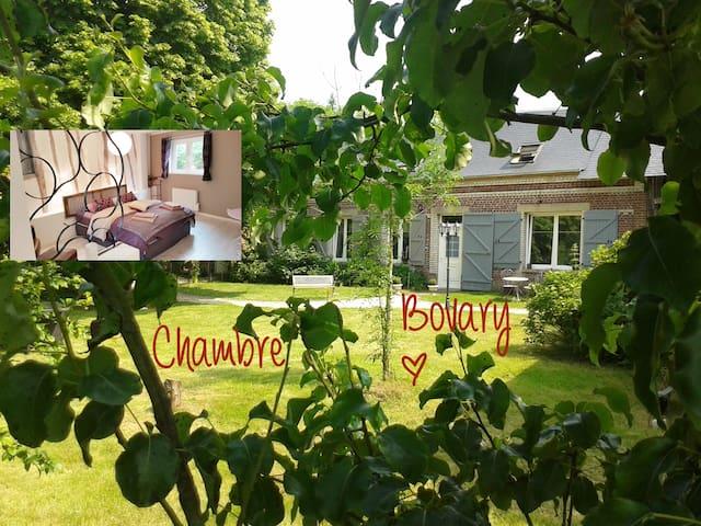 Room Bovary - Les Clés d'Auriane