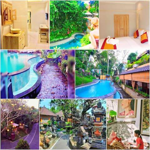 Tukad Mas Cottage Ubud Bali
