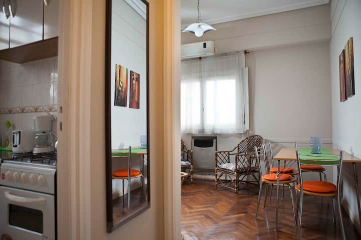 2 bedroom in prime San Telmo